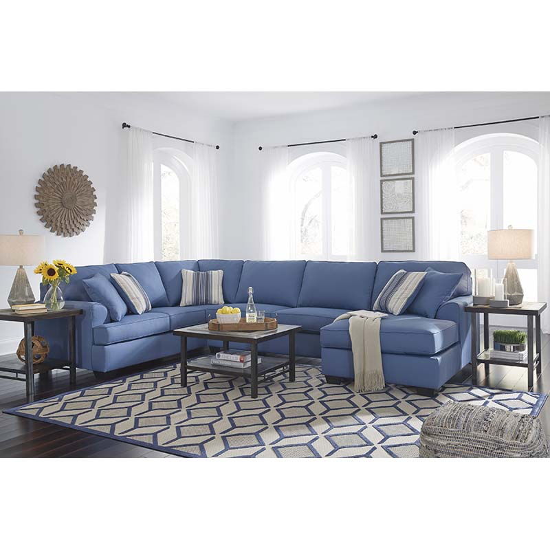 Ashley Brioni Nuvella Sectional