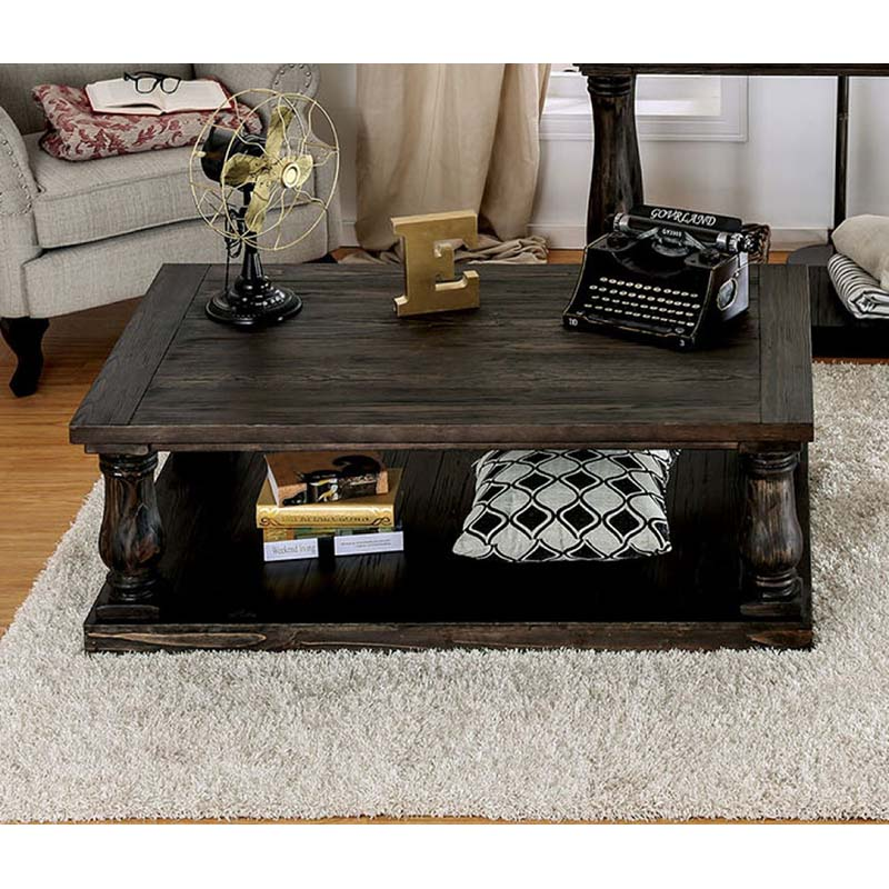Furniture of America Keira Coffee Table