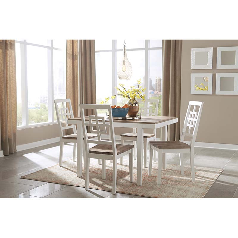 Ashley Brovada 5-Piece Dining Set