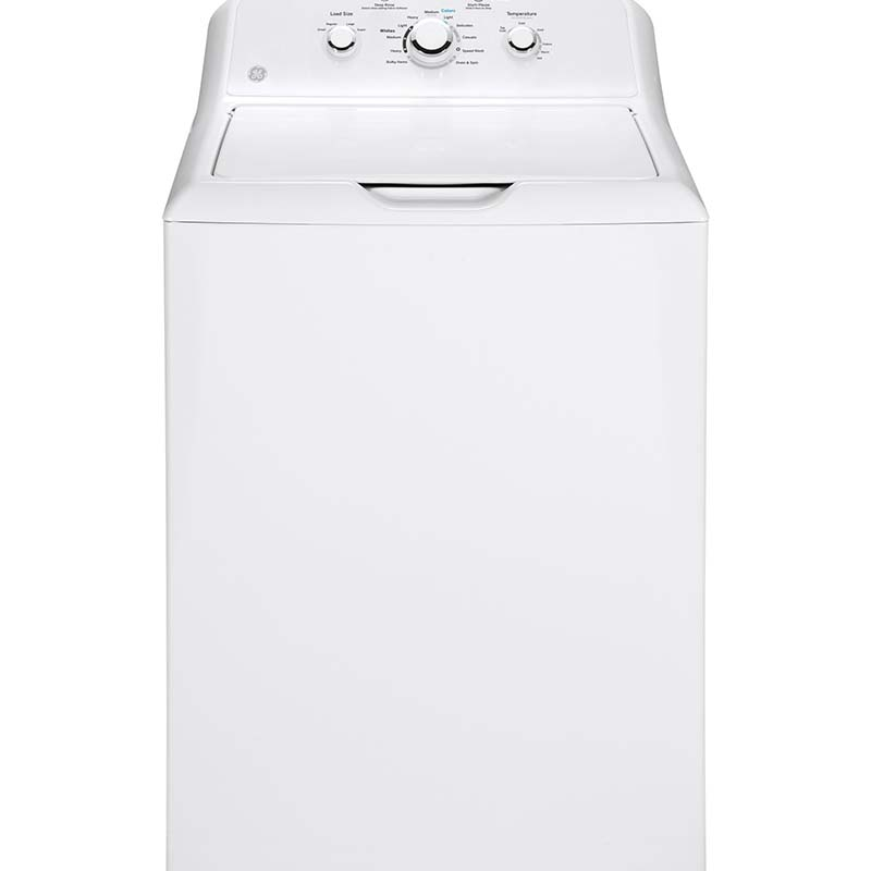 GE 3.8 DOE CU. FT. WASHER