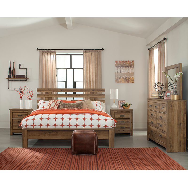 Ashley Cinrey Bedroom Set
