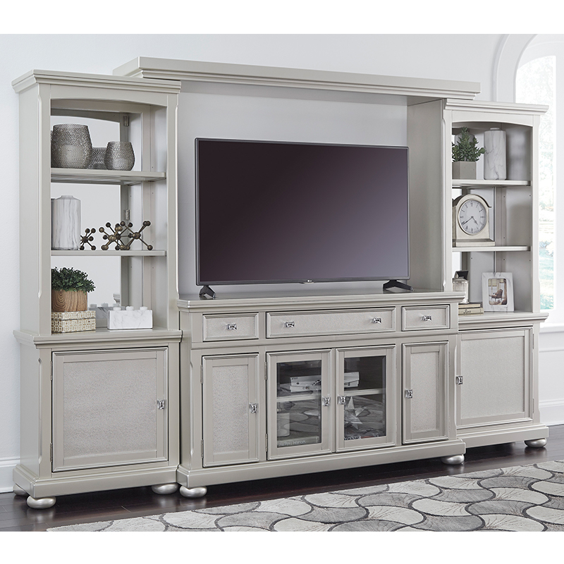 Ashley Coralayne Entertainment Center