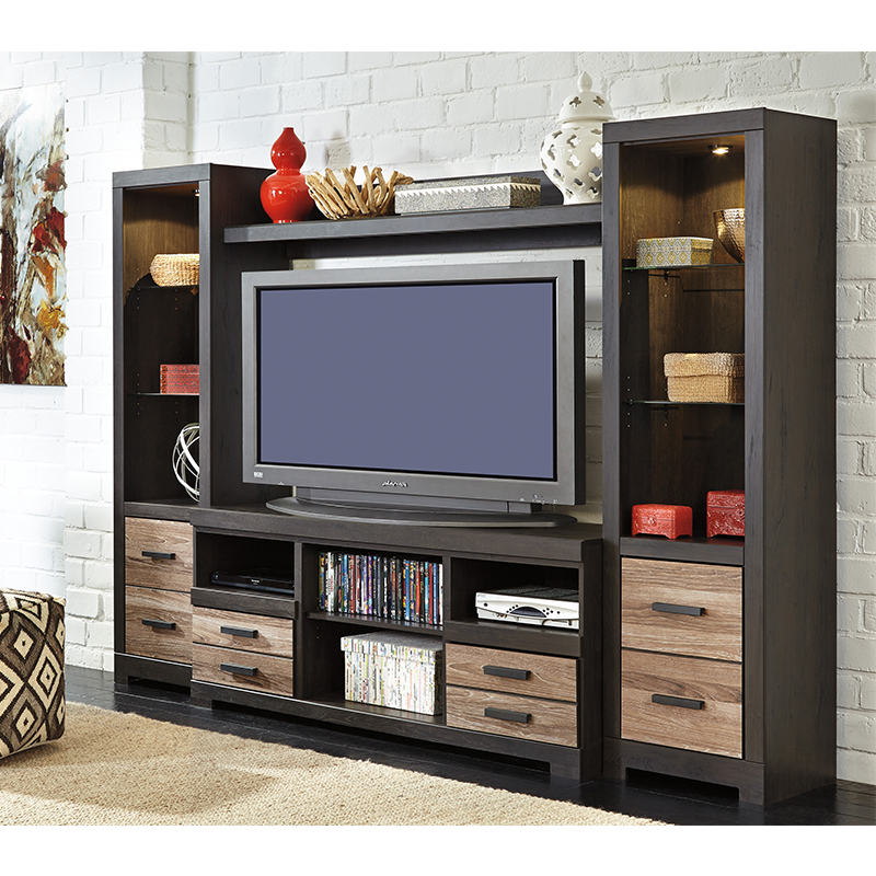 Ashley Harlinton Entertainment Center