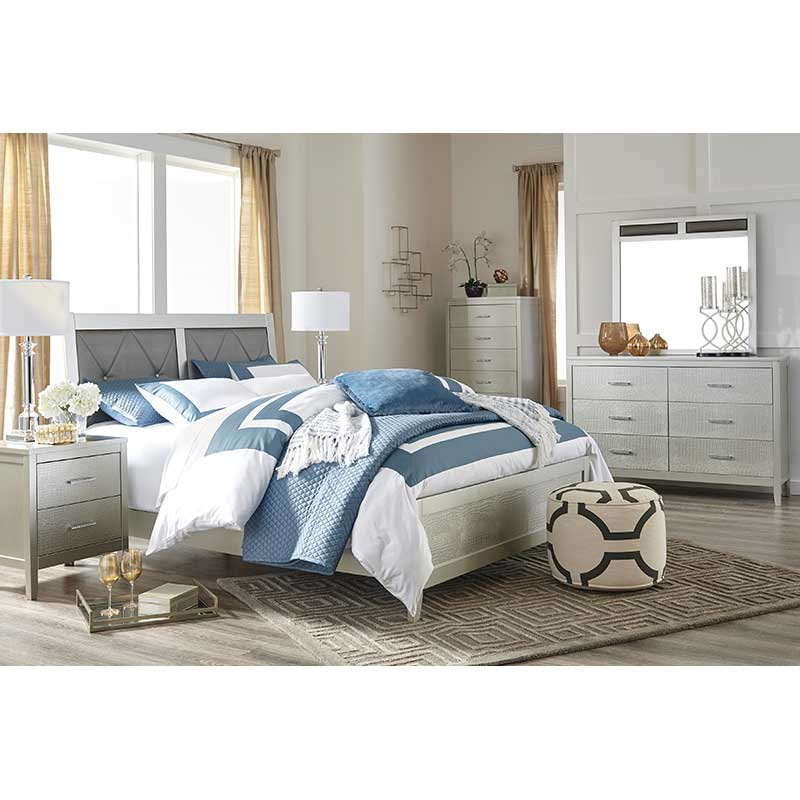 Ashley Olivet Bedroom Set