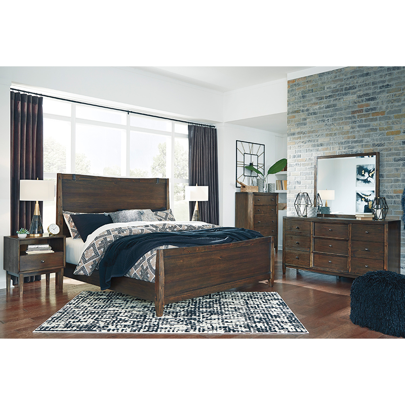 Ashley Kisper Bedroom Set